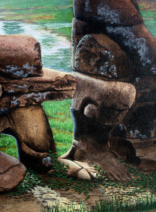 Asuras(detail)