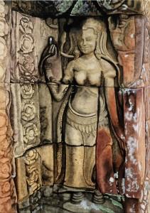 BanteayKdei-Apsara